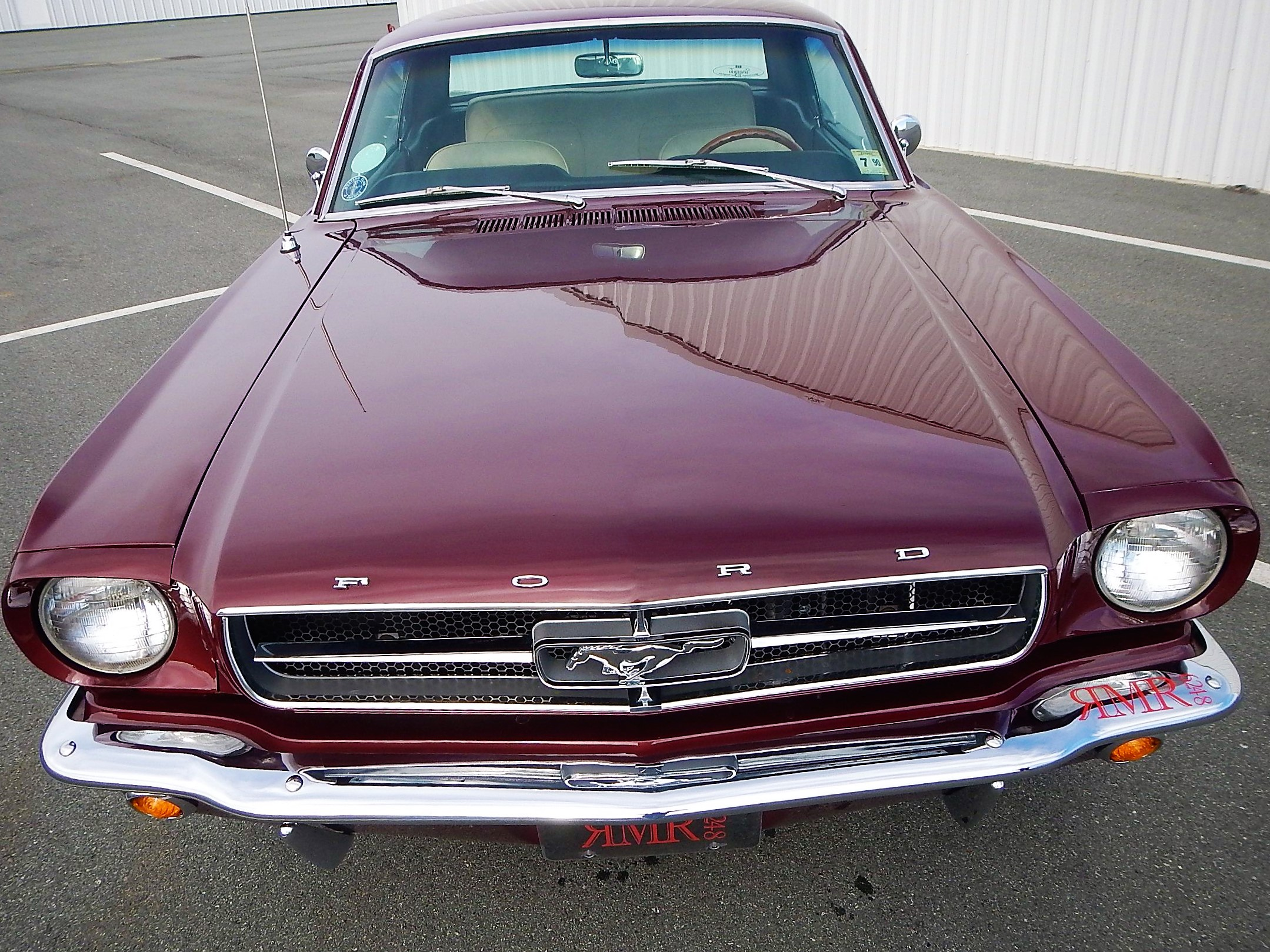 1965 Mustang Paul  012.jpg