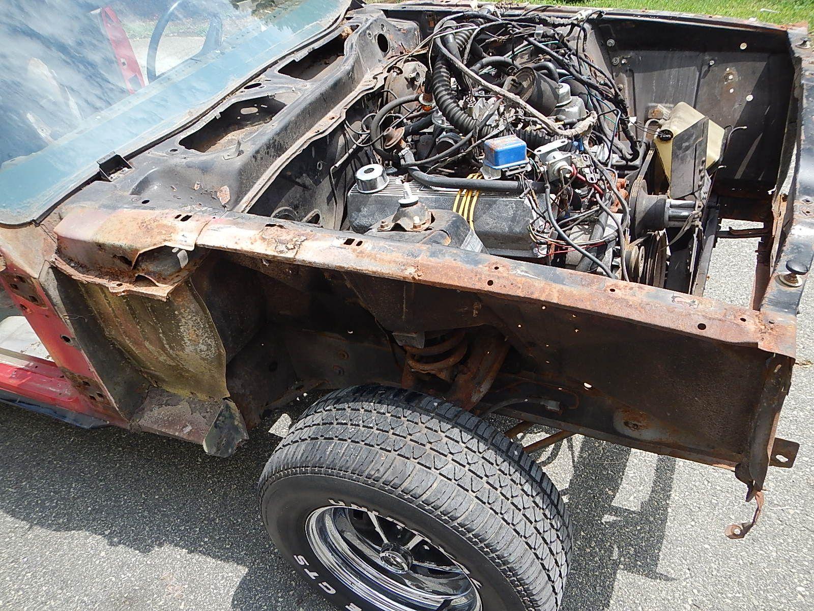 1971 Mustang 351 Restoration 144.jpg