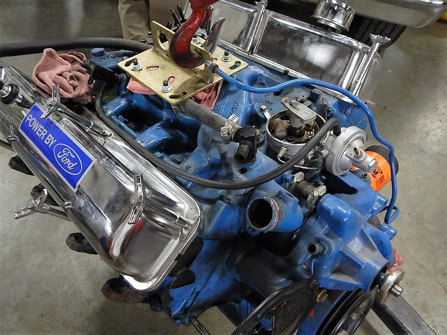 1968 Ford F-100 Front End Swap - Mercury Crown Vic  017.jpg