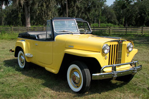 1949 Willy's Jeepster