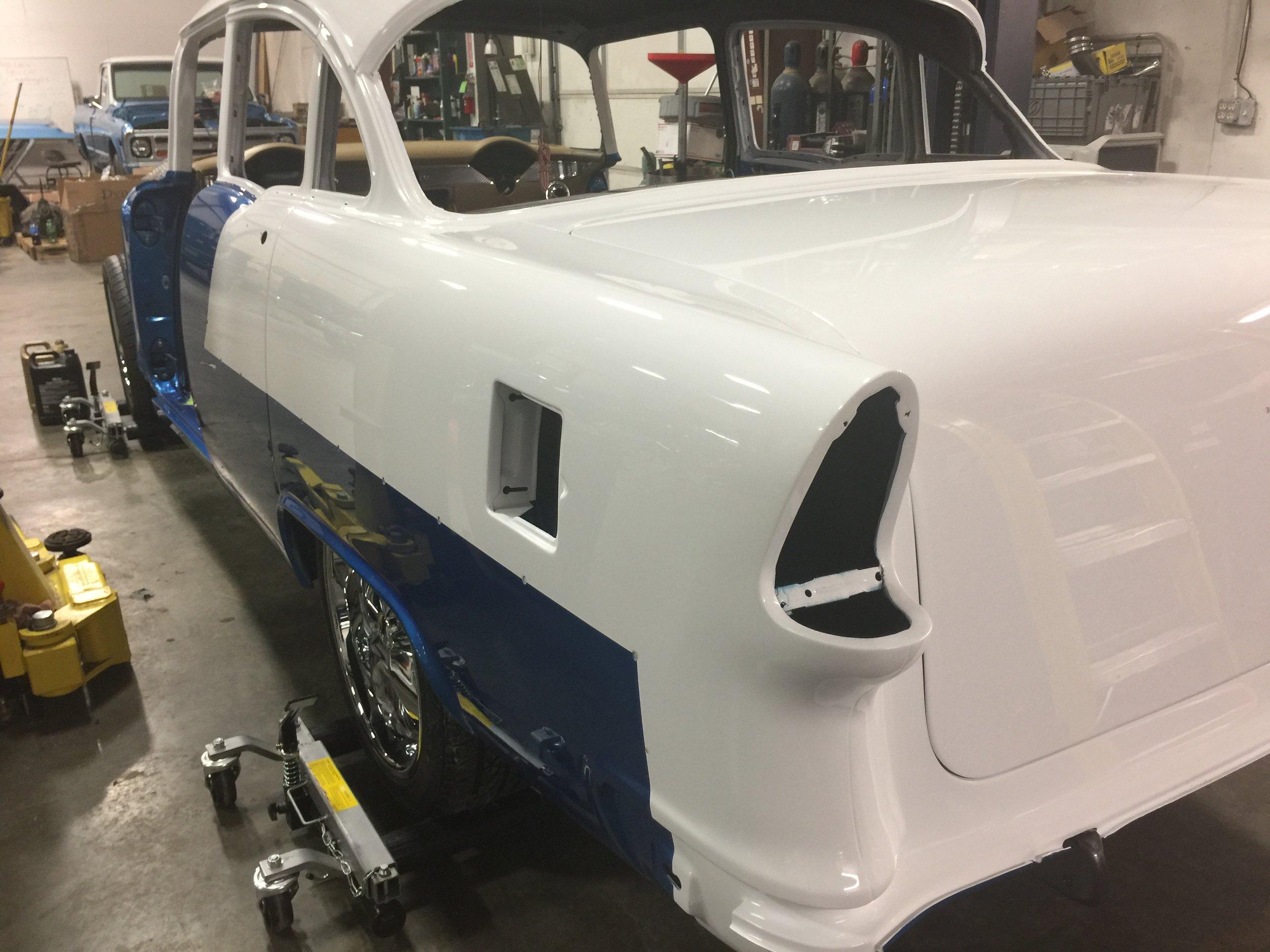 1955 Chevrolet Belair Pro Touring
