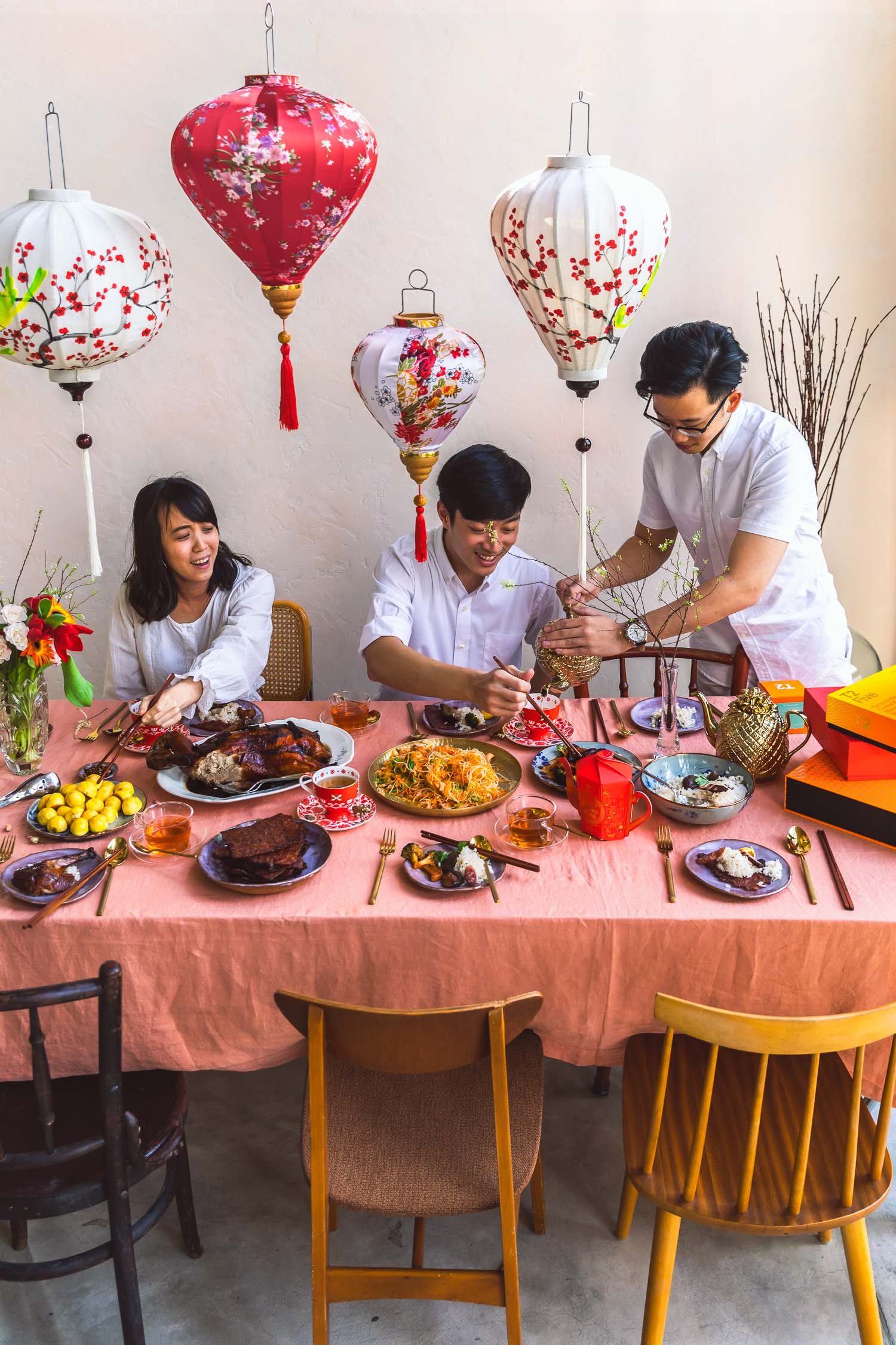 Chinese New Year 2019: T2 x Food pairing