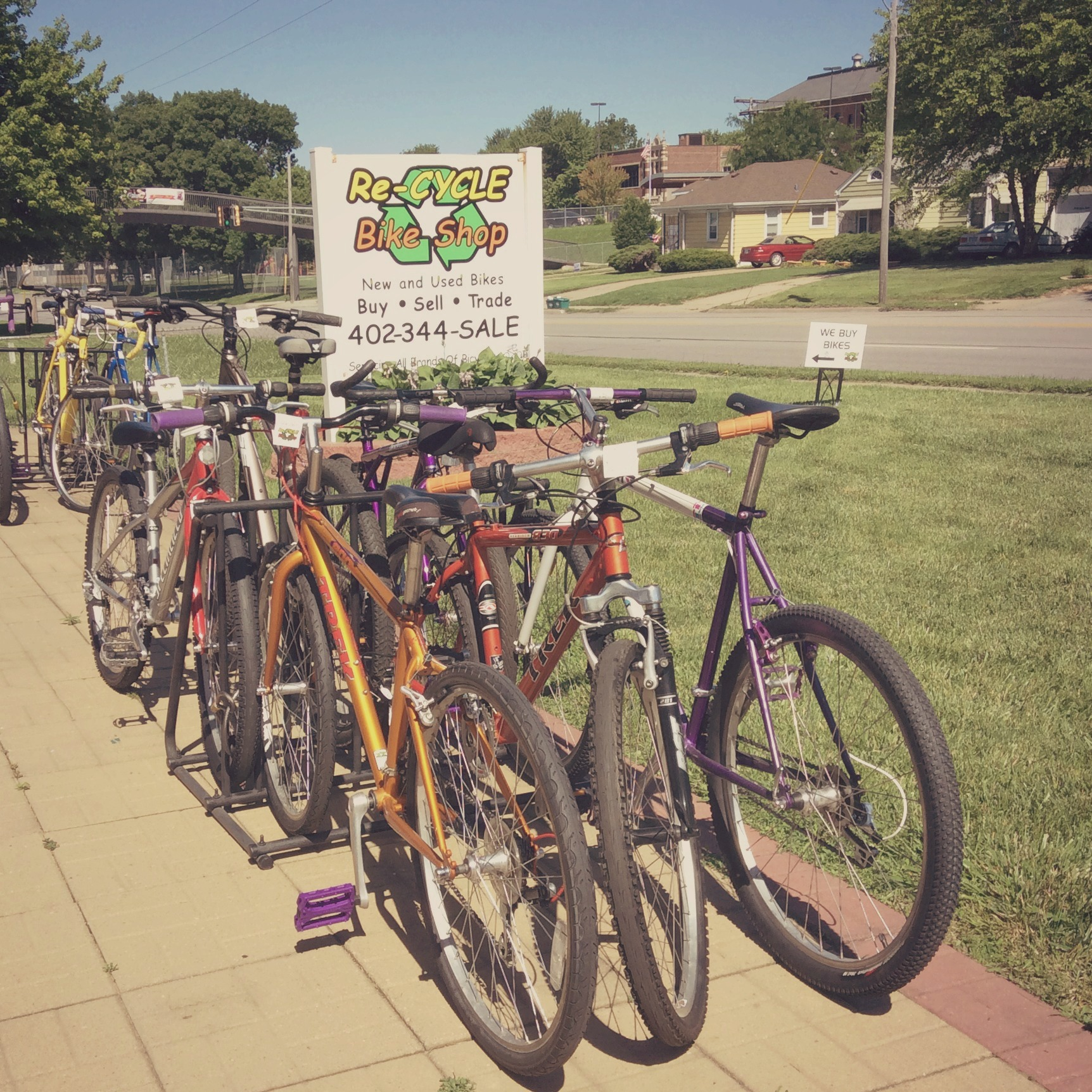 Re-Cycle Bike Shop