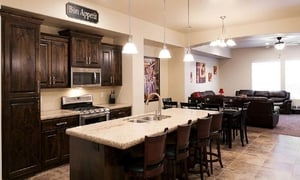 The Great Escape   Awesome New Luxury Home on Golf Course, Sleeps 16, 5+ Beds, 4 1/2 Baths, Hot Tub
