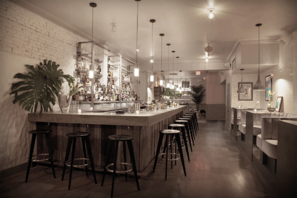 THE GARRET BAR EAST  NEW YORK, NY  2015