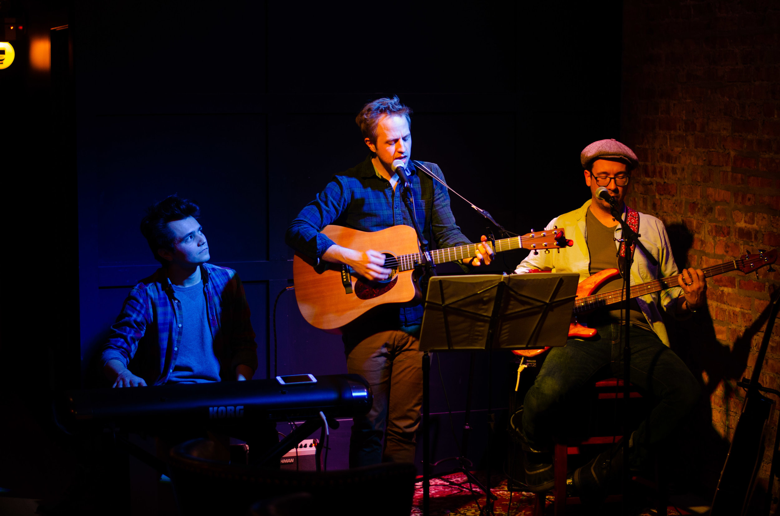 March 25, 7:30pm: The Winchesters, Dominick Vincent