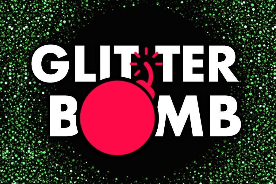 April 21, 7:30pm: Glitterbomb