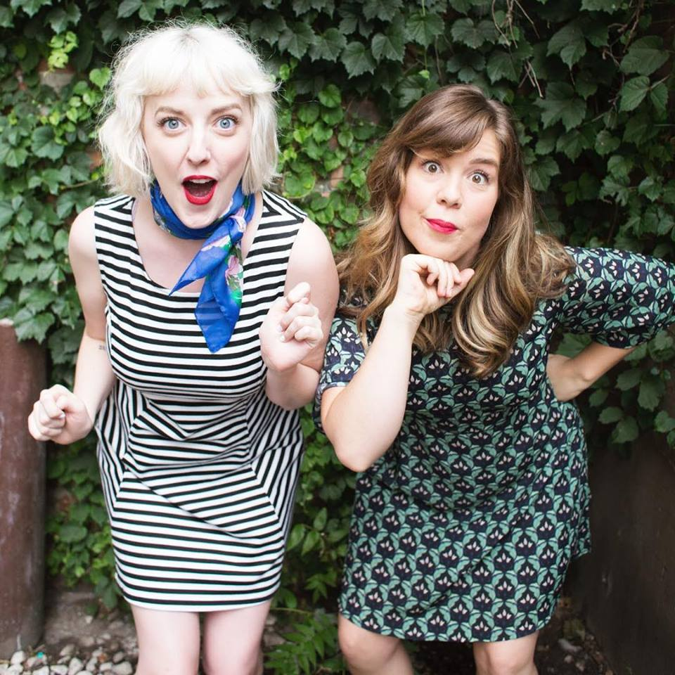 """April 29, 7:30pm: Ruth & Ellaine Present """"Not The Kind of Girl"""""""