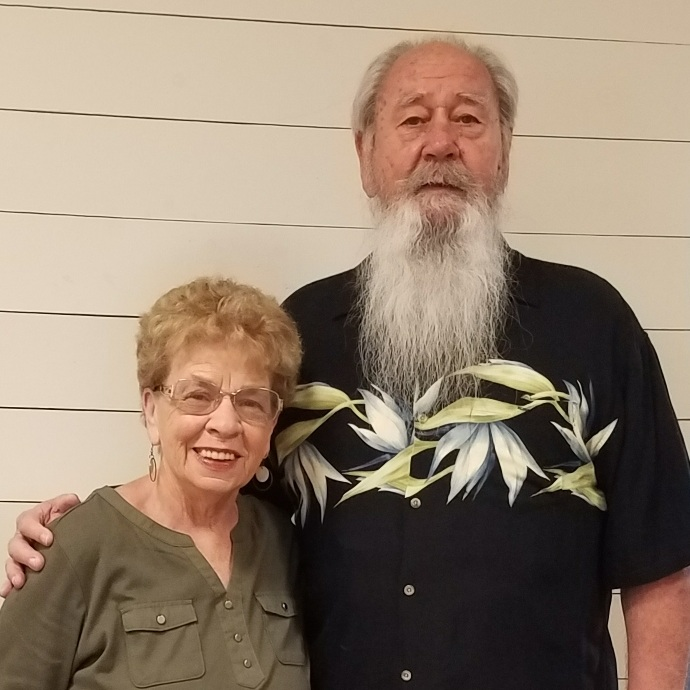 Joan Masterson and Gary Tackett, Prison Ministry Leaders