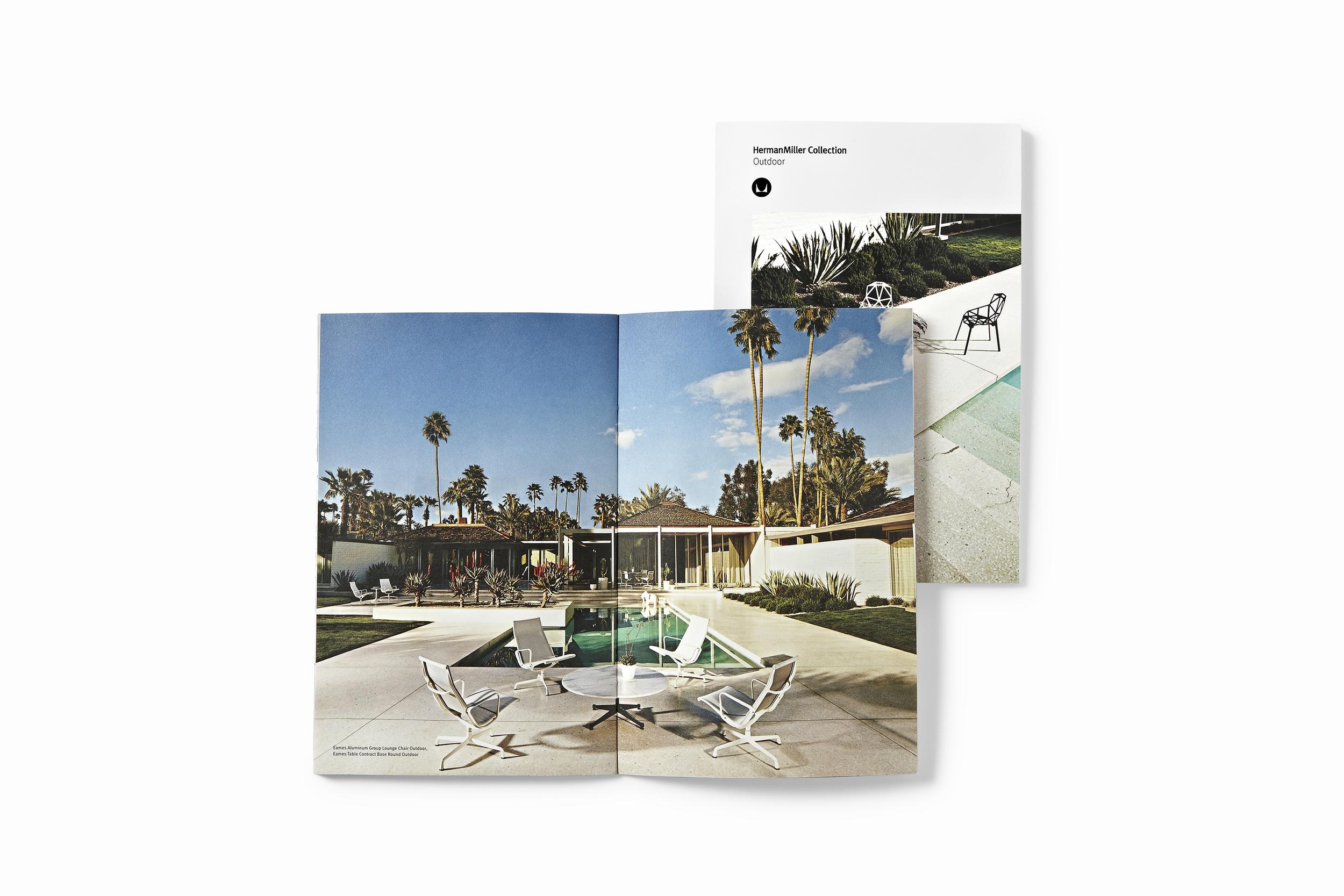 Outdoor Brochure Spread