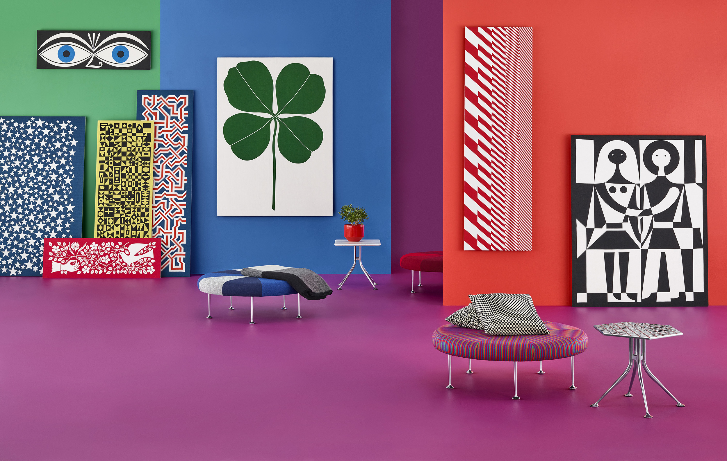 Girard is color Campaign