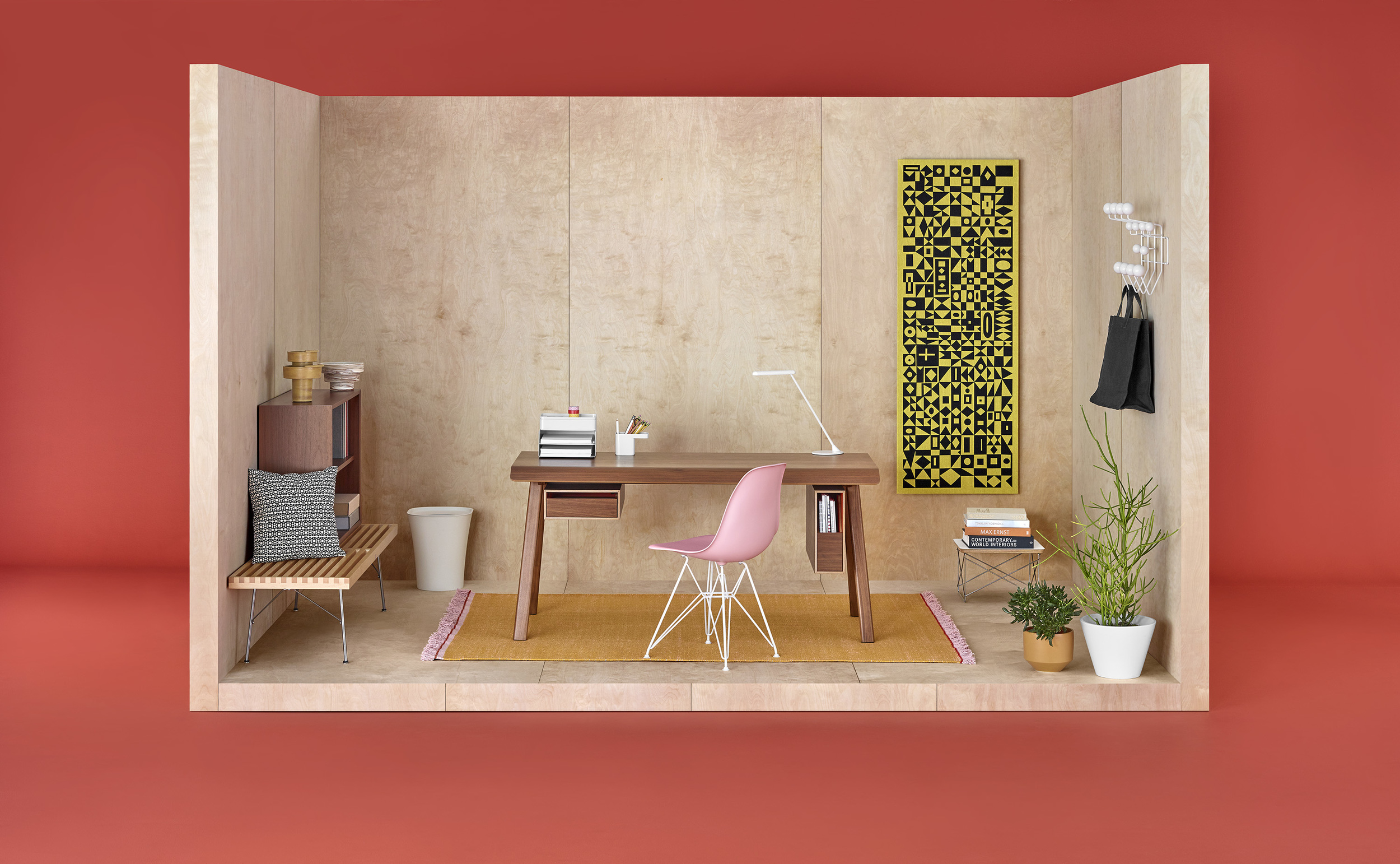 Blueprint for the productive home office Campaign