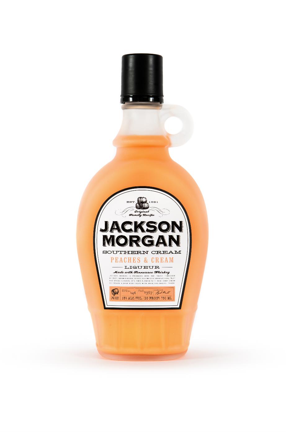 JM Peaches and cream