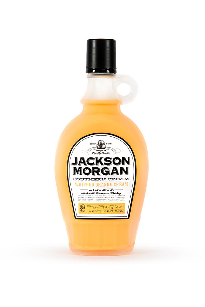 JM Whipped Orange Cream