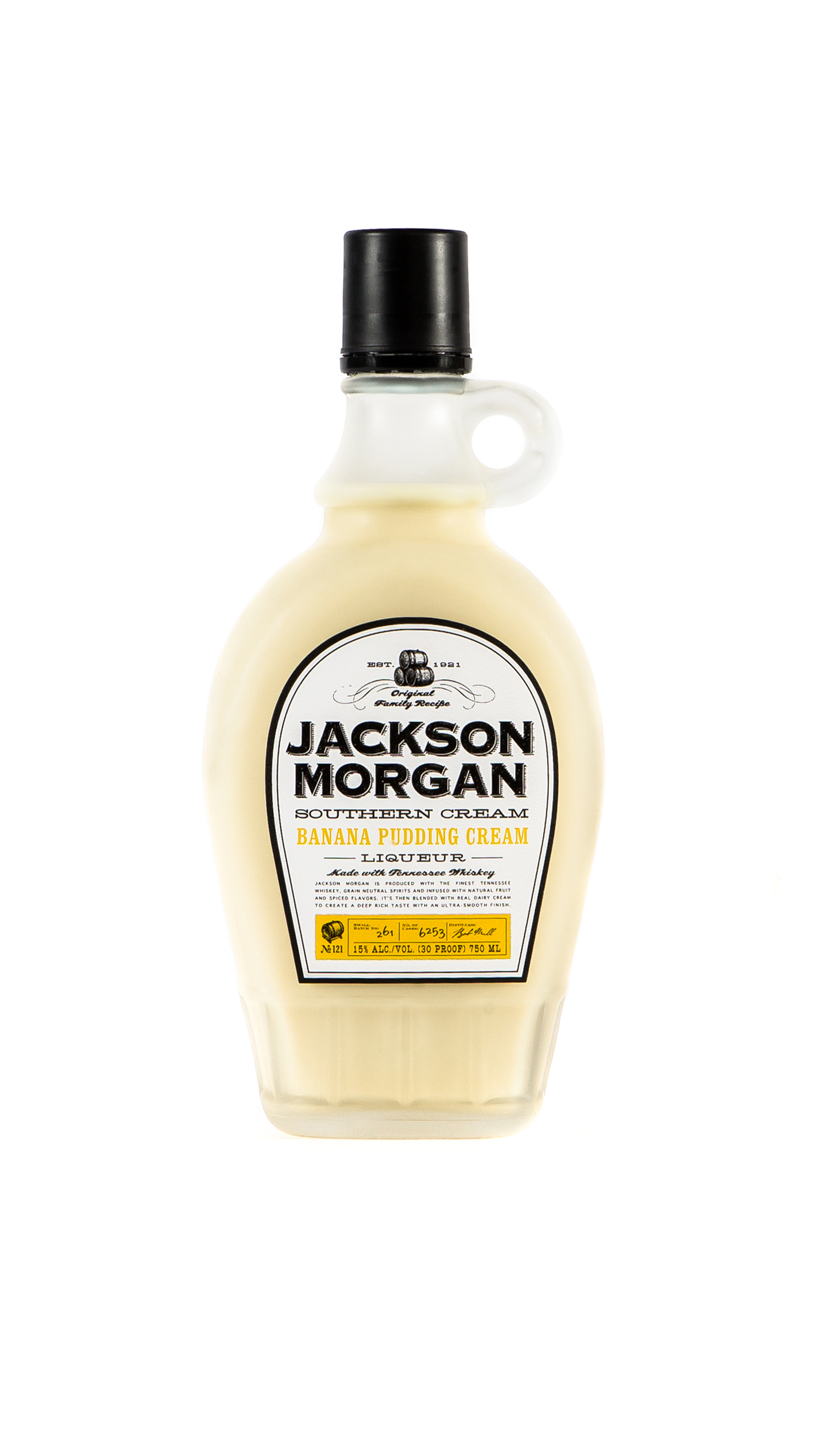 JM Banana Pudding Cream