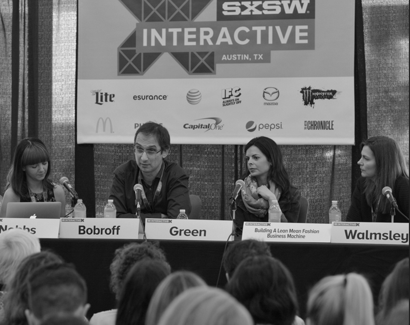 SXSW Panel Moderator: Building a Lean Mean Fashion Machine with ASOS, Google and Topshop (2015)