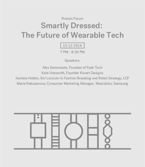Speaker: Is Wearable Tech Fashionable? (2014)