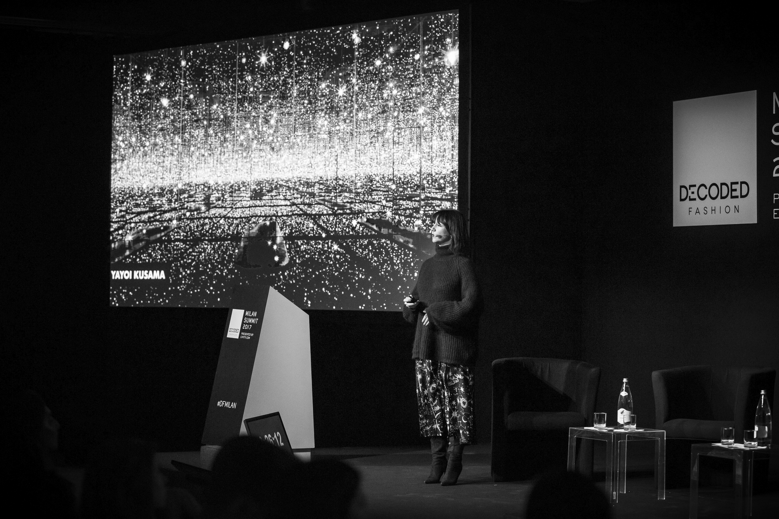 SPEAKER: CHAMPIONING IMMERSIVE LUXURY AT DECODED MILAN (2017)