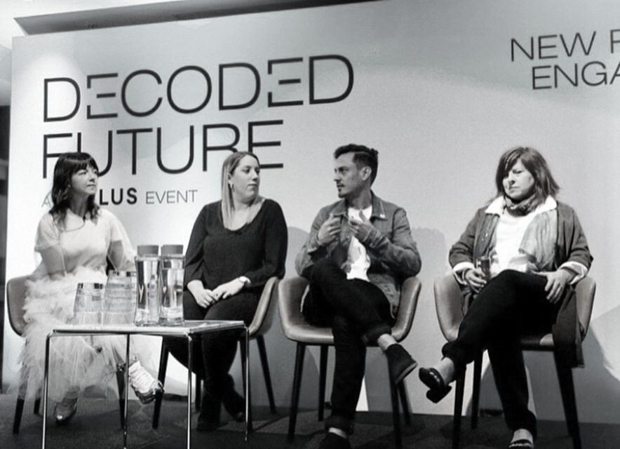 MODERATOR: Technology and Sustainability for Decoded Futures