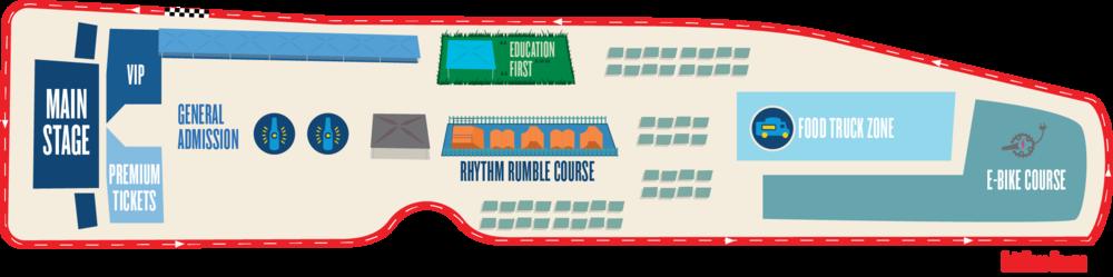Fyxation Open Denver course