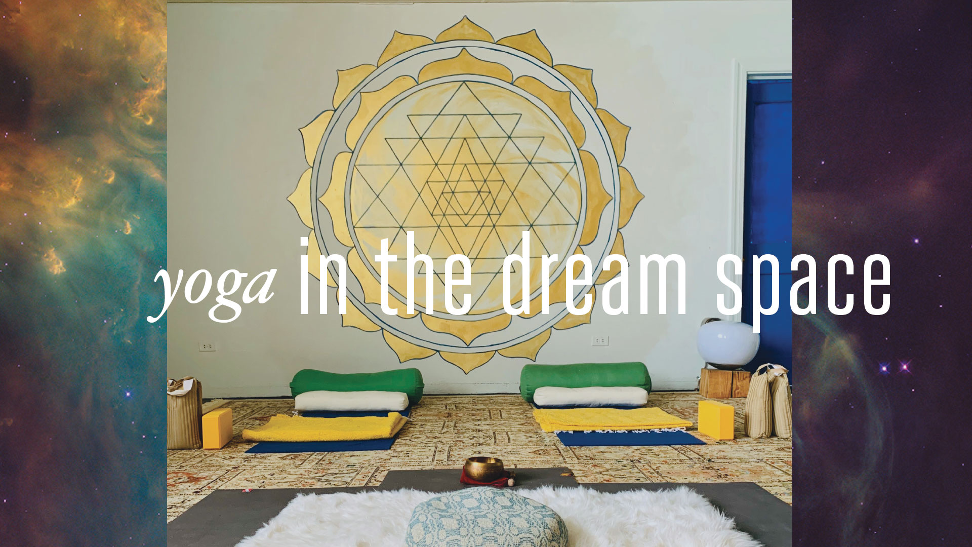 yoga at the dream space in durham, nc