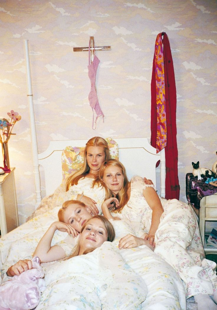 From The Virgin Suicides by Sofia Coppola