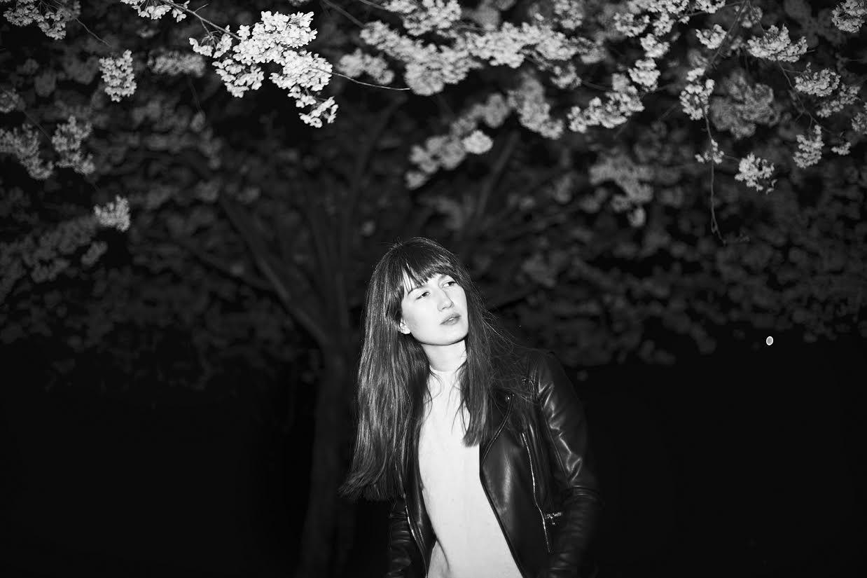 Shot of Miriam taken by her friend,  Lindsay Rosset.