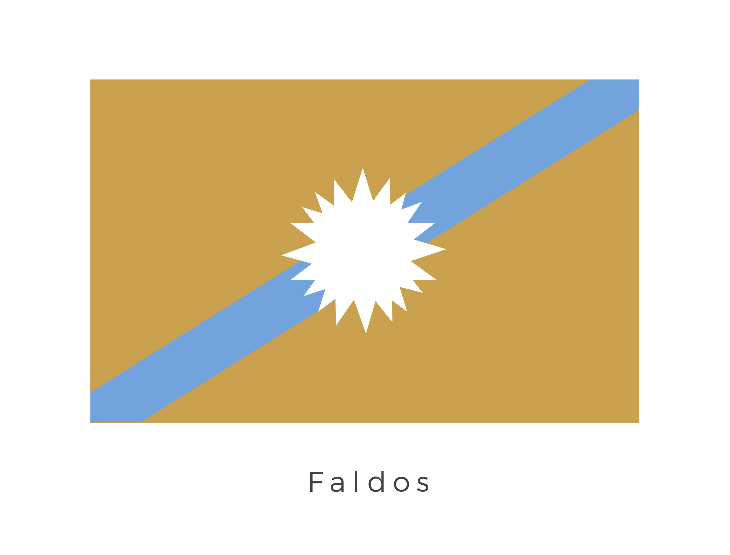 Faldos  was a dirty backwater Outer Rim Territories world used by smugglers to sell stolen weapons, armor, and technology. It sat on the very edge of the galaxy, making it far more removed than most of the Outer Rim Territories. The flag is representative of a band of smugglers who rule the planet.