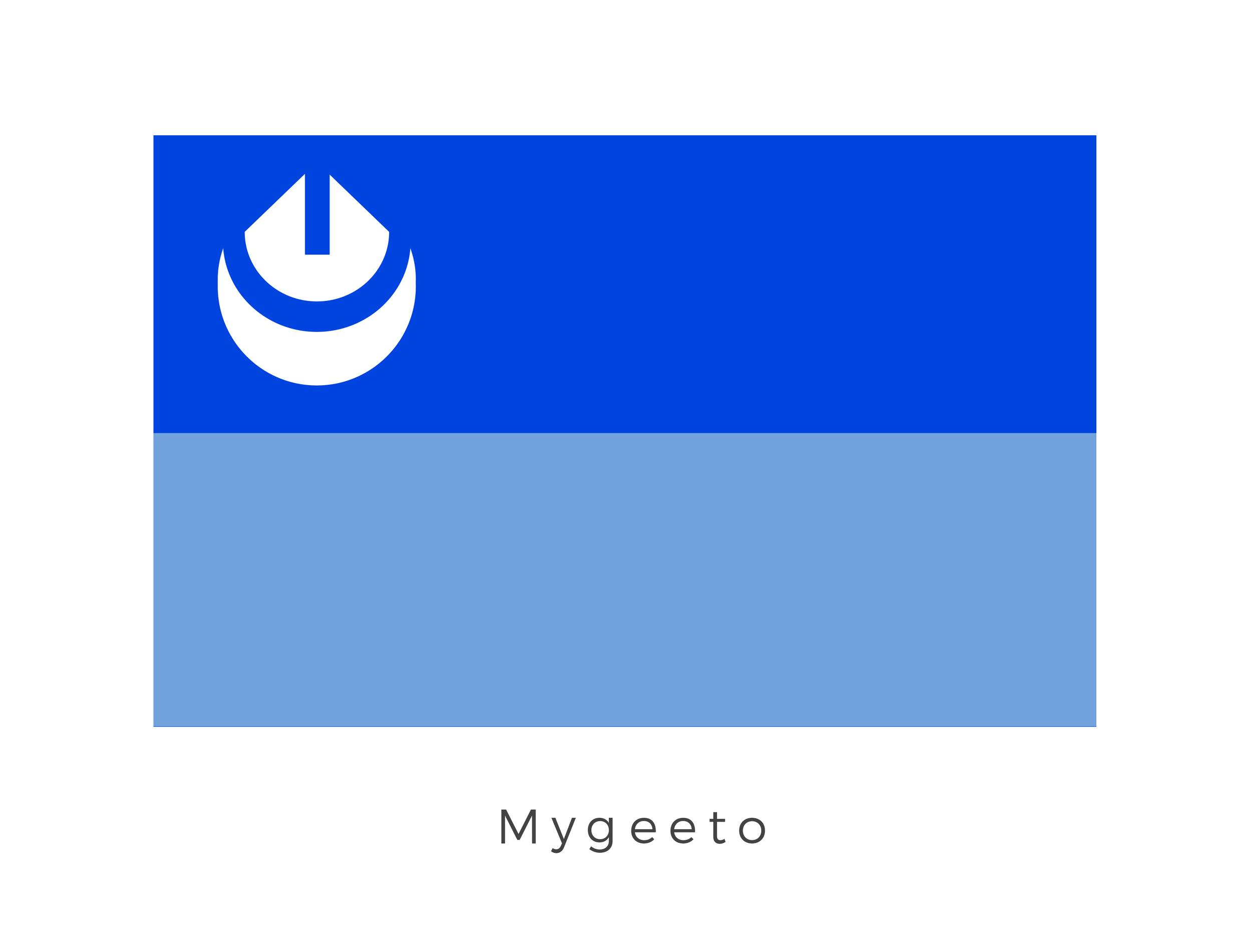 Mygeeto  was a wealthy InterGalactic Banking Clan colony between Ord Biniir and Morishim under control of the Confederacy of Independent Systems. The InterGalactic Banking Clan (also known as the InterGalactic Bank Clan or the IG Banking Clan and often abbreviated to IGBC or IBC) was one of the Republic's most powerful and influential commerce guilds. It is due to this fact that the Mygeeto flag has the Republics emblem and colours used on its flag despite being connected to elements of the Sith.