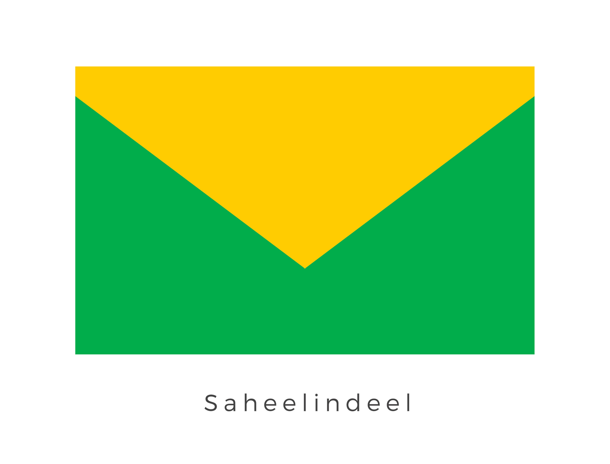 Saheelindeel  was an agricultural world that was located in the Tion Hegemony, within the Outer Rim of the galaxy. It was a backwater world inhabited by the Saheelindeeli, a species of intelligent, green-furred primates. The green hair of the native species and the triangular shape in which the deeply agricultural population cut their crops informed the simple graphic design of the flag.