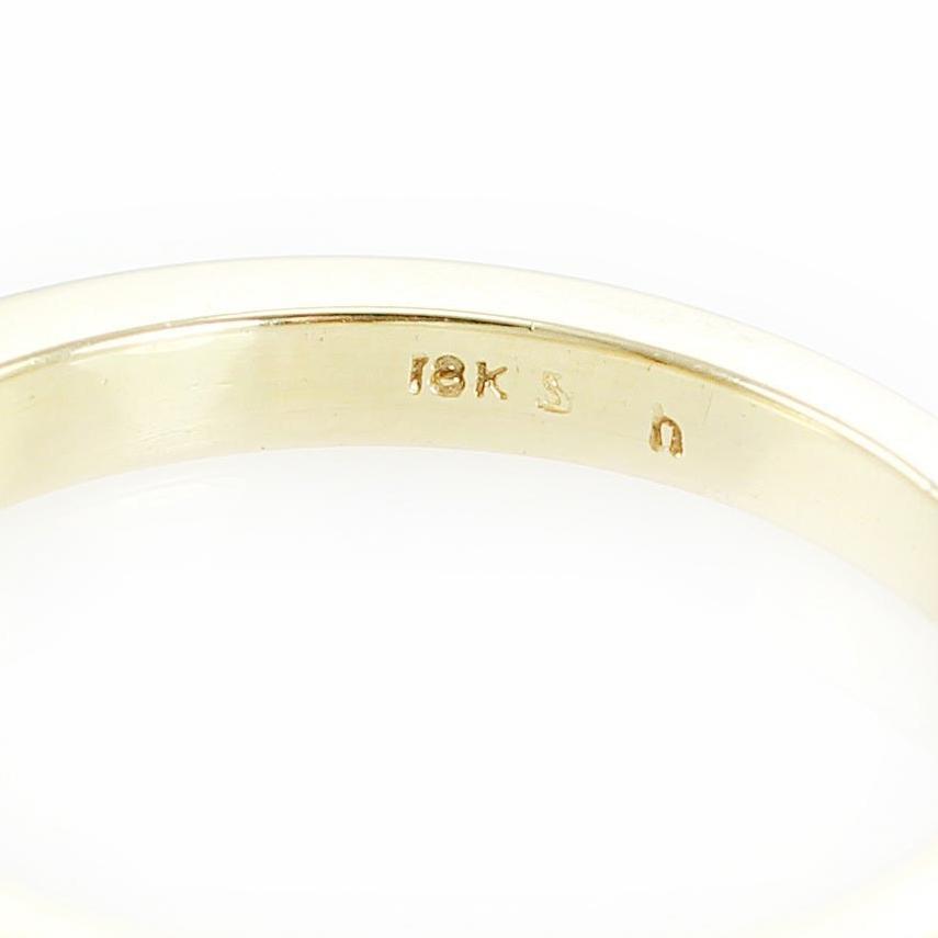 18K Gold Mark