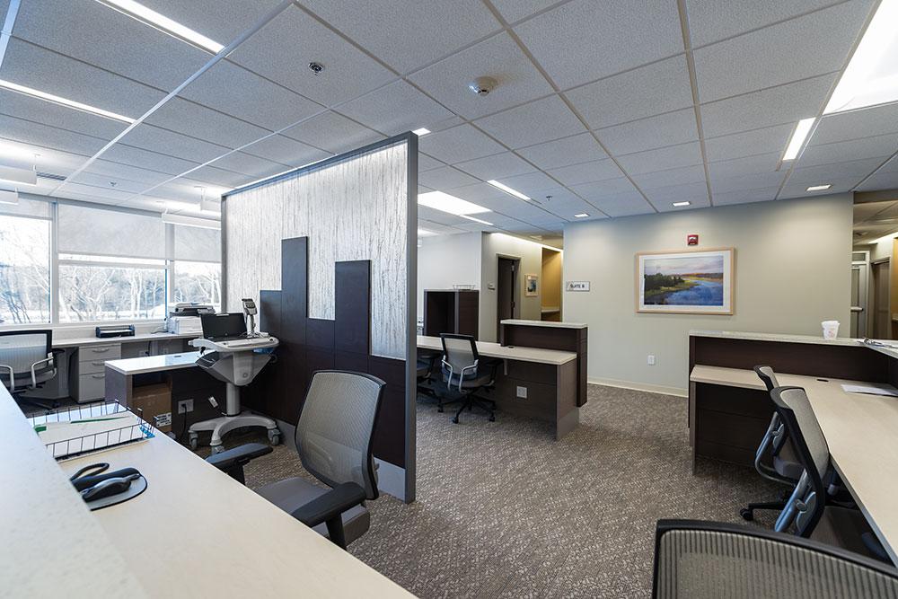 Team Work Area