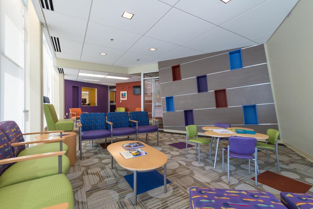 Pediatric Waiting Area