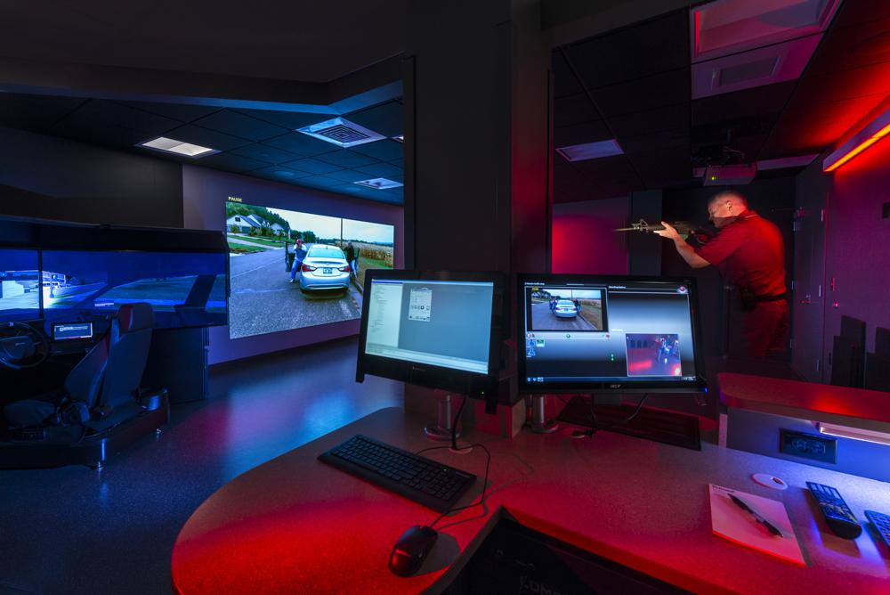 Simulation Lab - Law Enforcement