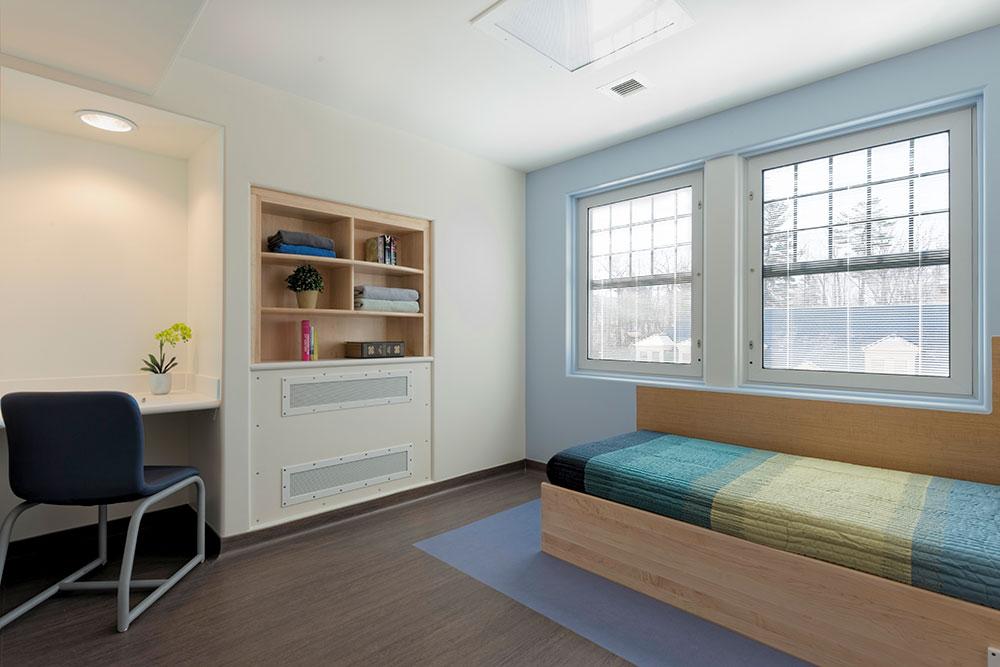 Inpatient Bedroom