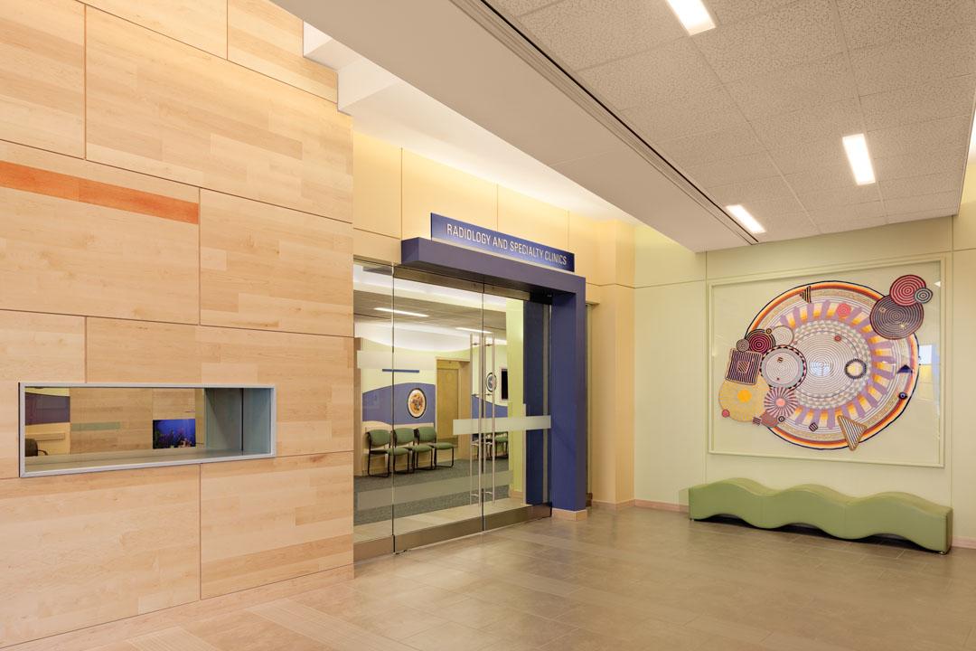 Department Entrance
