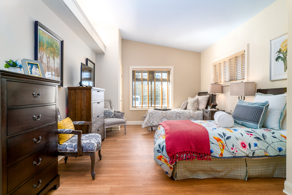 Double Resident Room