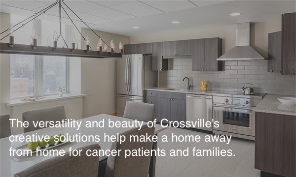 Crossville  - June 2018  Case Study:   A HOME AWAY FROM HOME FOR CANCER PATIENTS AND FAMILIES