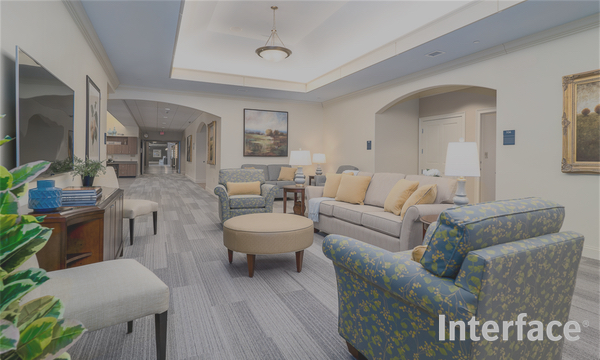 Interface  - November 2018  Case Study:   THE MEMORY CENTER ATLANTA FOSTERS INDEPENDENCE THROUGH COMMUNITY
