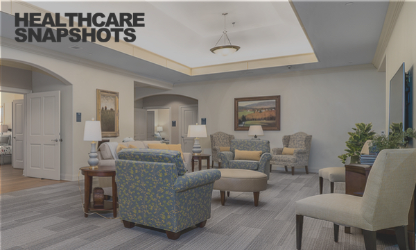 Healthcare Snapshots  - April 2019  Project Feature:   MEMORY CENTER ATLANTA