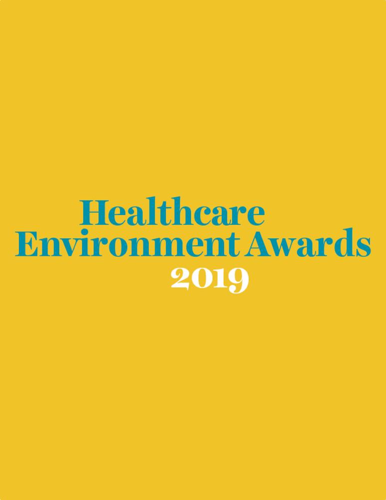 Contract Design Magazine  - July 2019  Competition:   HEALTHCARE ENVIRONMENT AWARDS 2019    Juror: Lilliana Alvarado
