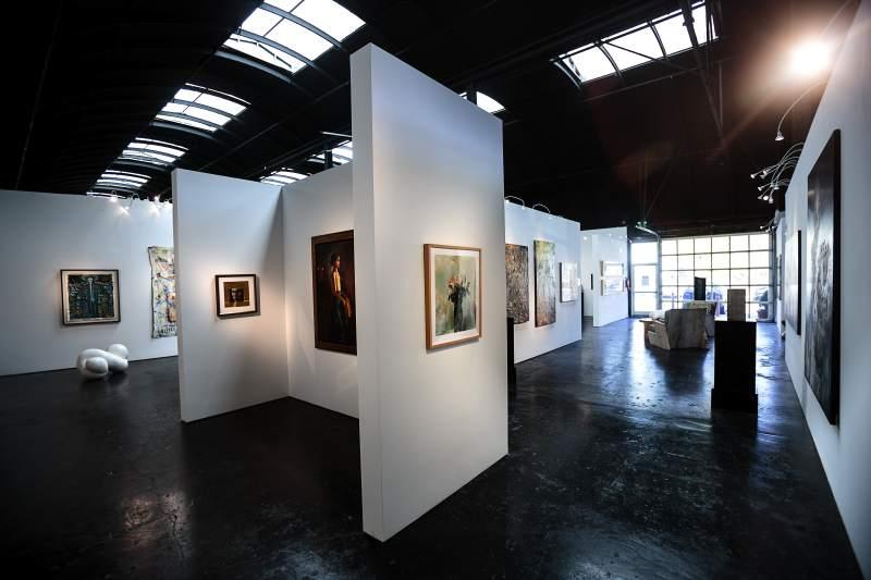 Paul Mahder Gallery in Healdsburg