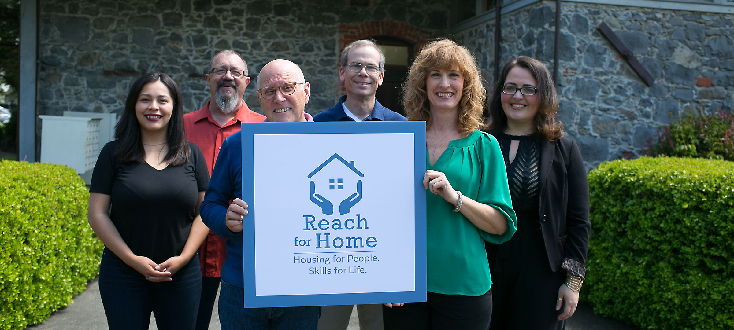 Welcome to Reach for Home!
