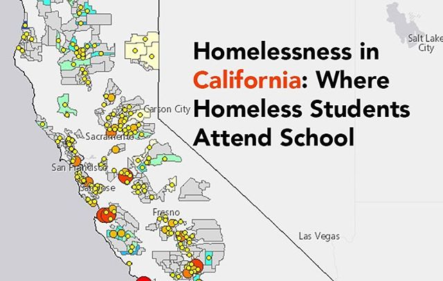 Imagine if you had been homeless and trying to attend school.