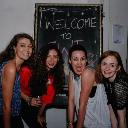 The International Women's Initiative Events Team: Fundraisers and Equality - Pink Things