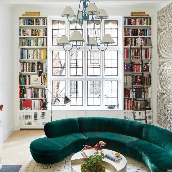Derek Blasberg's Manhattan Pad Brings Youthful Style Uptown - Architectural Digest