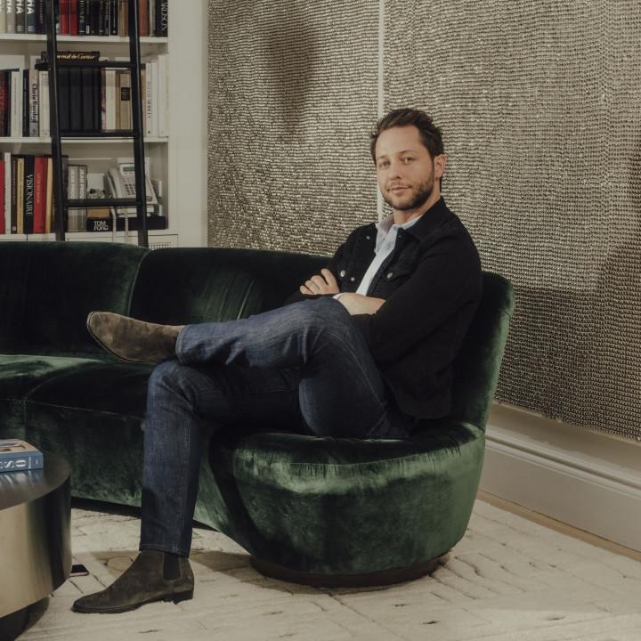 Derek Blasberg: 'If it isn't moving, monogram it' - Financial Times