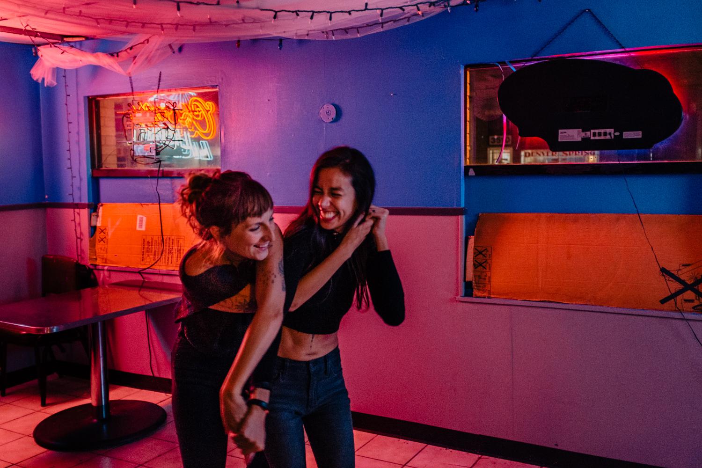 Jamie and Nicole