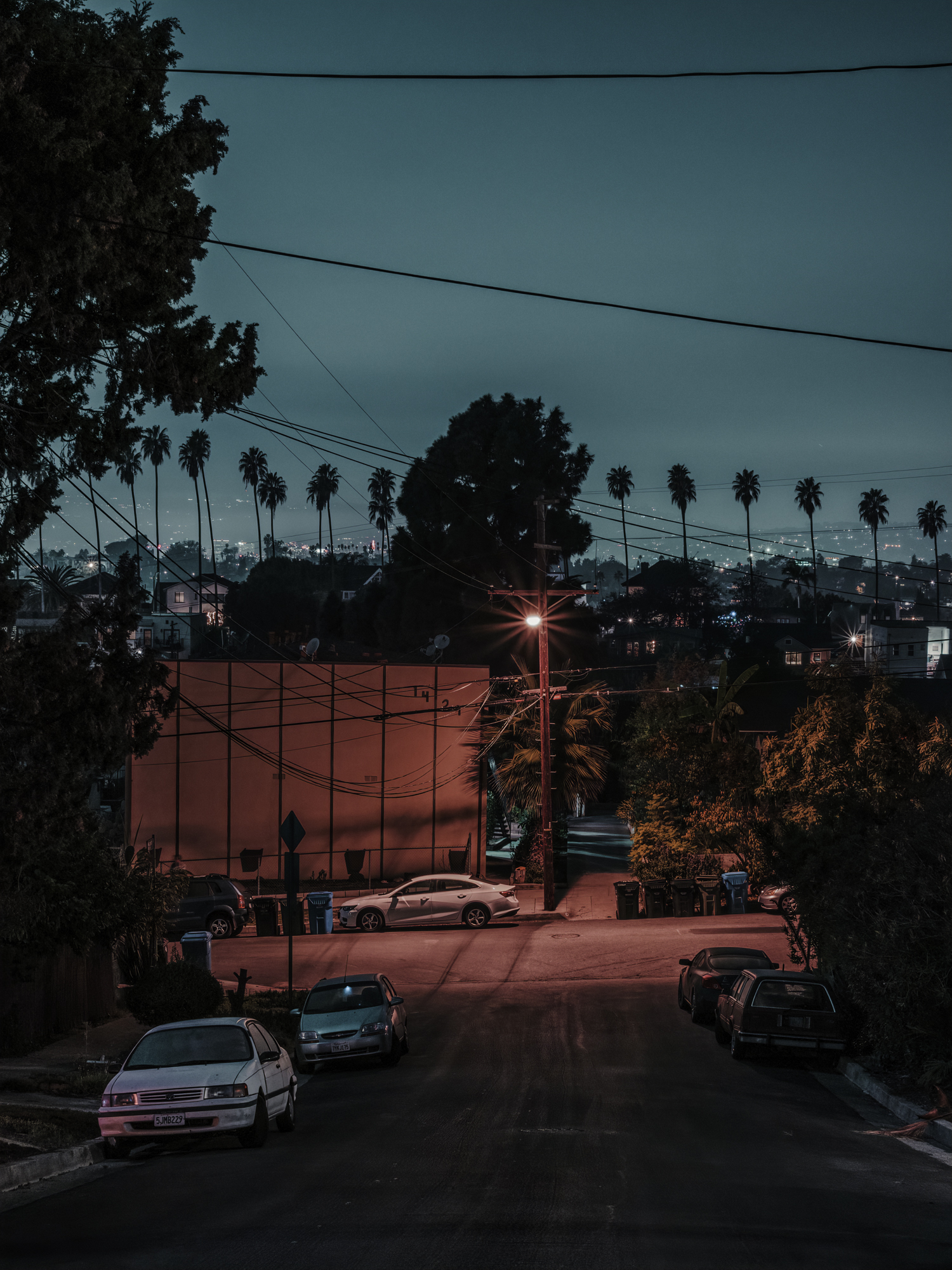 View from MacBeth St. #2, Los Angeles, 2018.  Archival Pigment Print.   Pricing & Edition Info