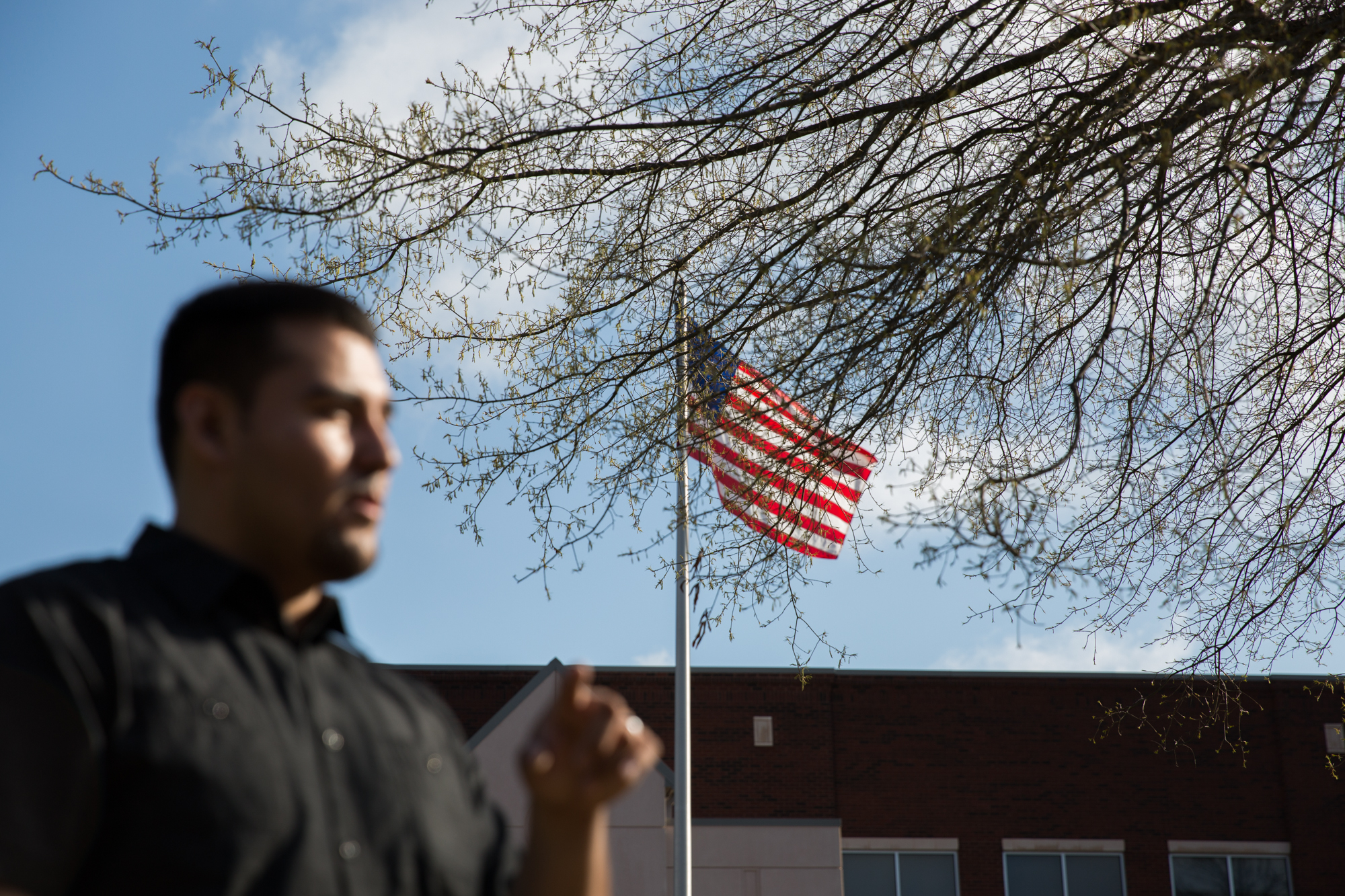 "Mendoza will wait until August until his case is determined again, but is working on the process of appealing with Vargas through marital grounds.  ""My goal is to finally be out of the grasp of this immigration loop that has affected me for so many years--become a citizen of the land I call home.  As for my life, I want to be a better person, free myself of all these chains that have been put on my life, be able to complete a nursing degree and enjoy my husband and family without fear.  I want to help my community--work in a great hospital taking care of people and helping them get better.  I want to help my family, be able to provide for my parents who have fought and worked so long to give my siblings and I a better life.  I can see as time passes they are aging more; I want to be stable to care for them as they did for me.  That's why I can't give up."" said Mendoza."